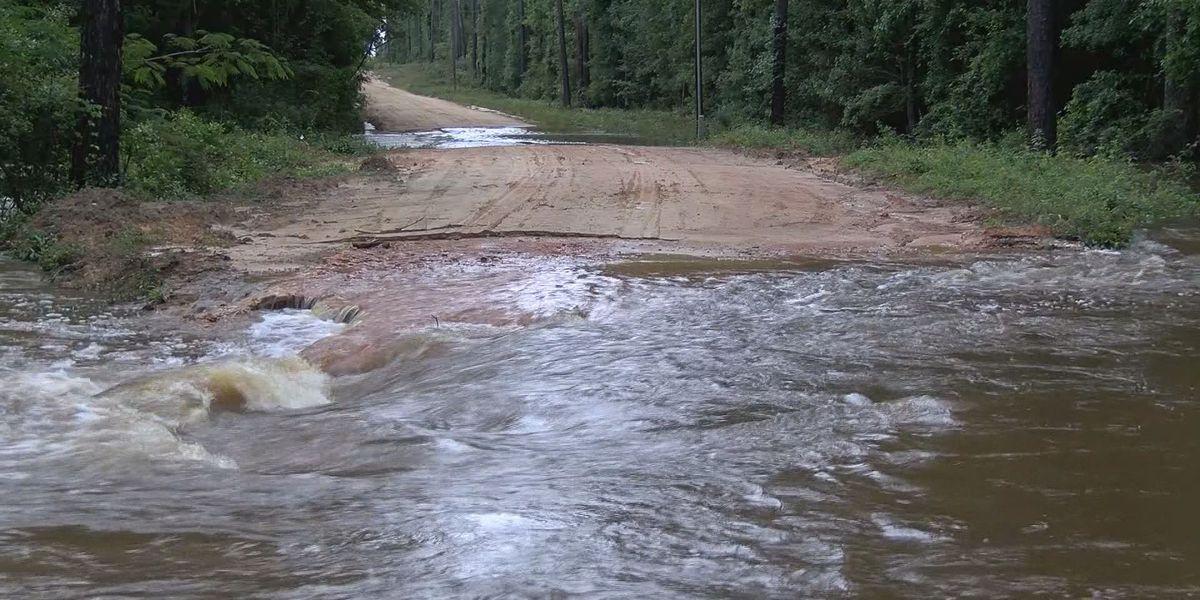 Tattnall Co. residents worried over street flooding