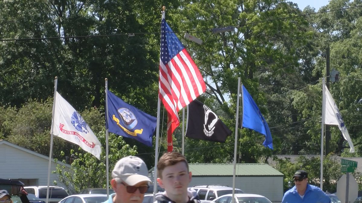 Stand Up for America Day held in Port Wentworth