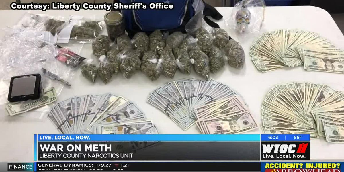Liberty County sees progress in fight against meth