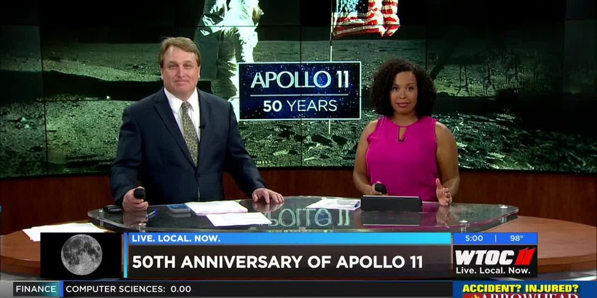 Georgia Southern professor reflects on 50th anniversary of Apollo 11