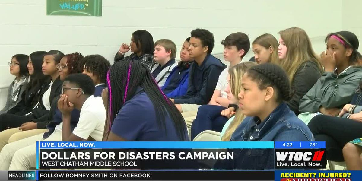 Dollars for Disaster Campaign