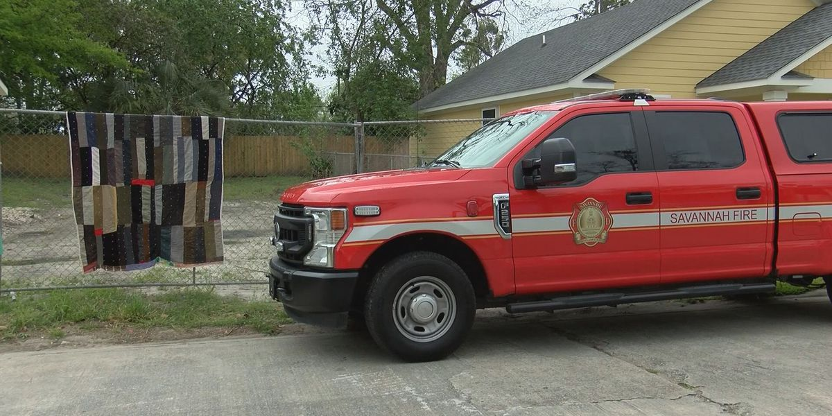 Family reunited with special belongings left behind after house fire more than a decade ago