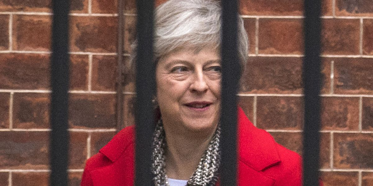 UK leader fights back against critics, defends Brexit deal