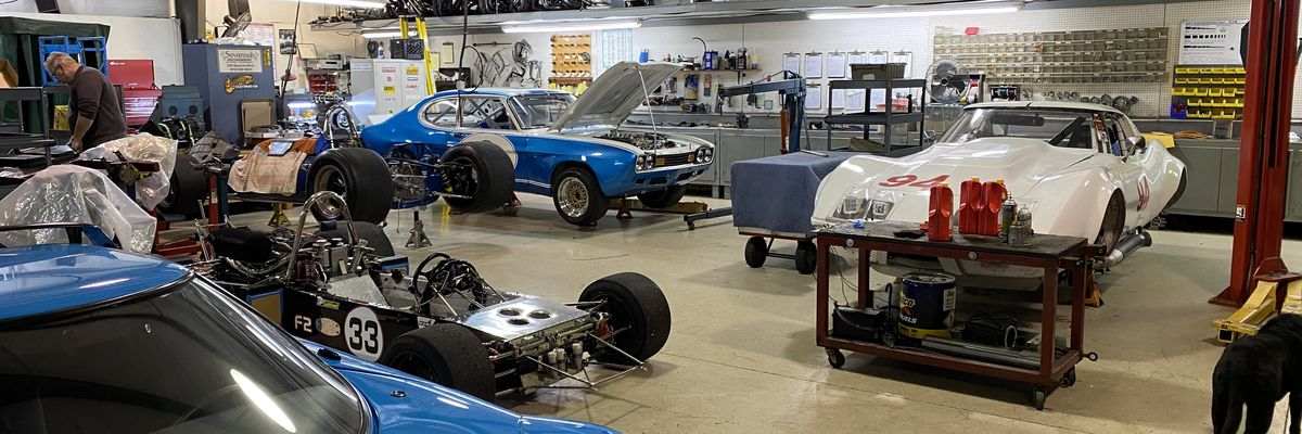Savannah man fuels passion by preserving auto history