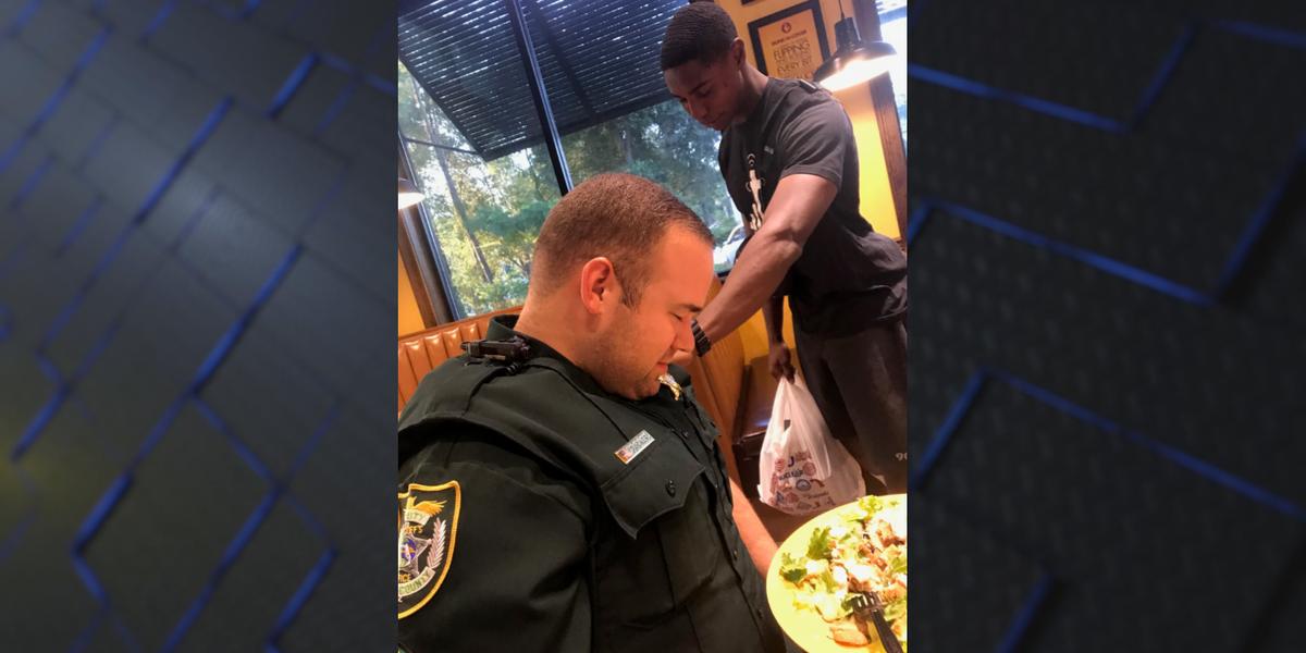 Ga. man pictured in viral photo praying over Fla. sheriff's deputy