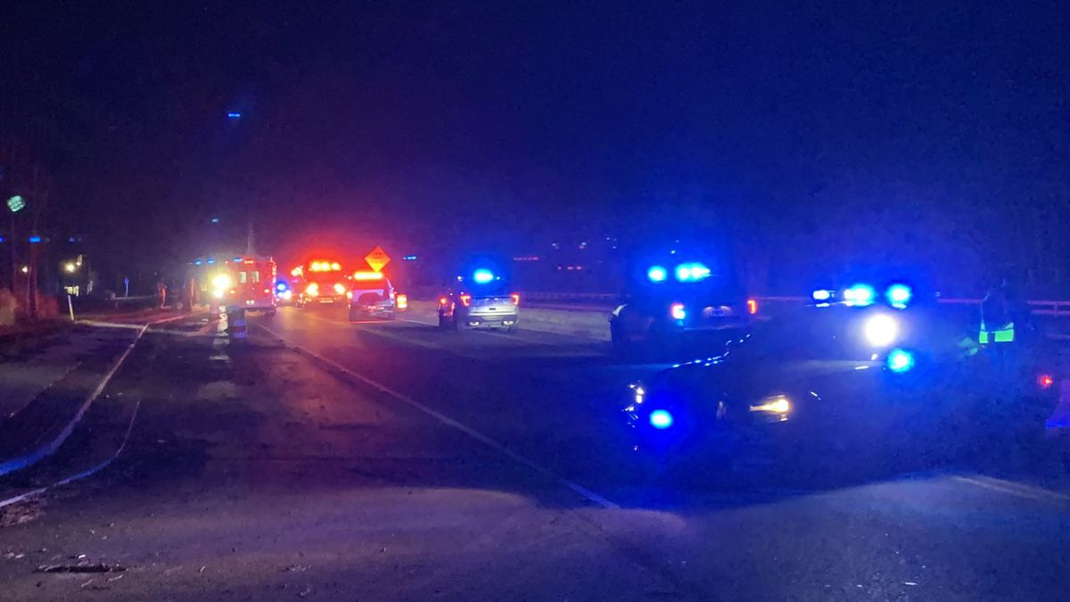 Portion of Hwy 144 in Richmond Hill back open after early morning crash