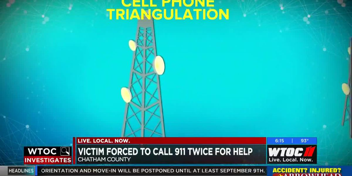 WTOC Investigates: Domestic abuse victim forced to call 911 twice for help