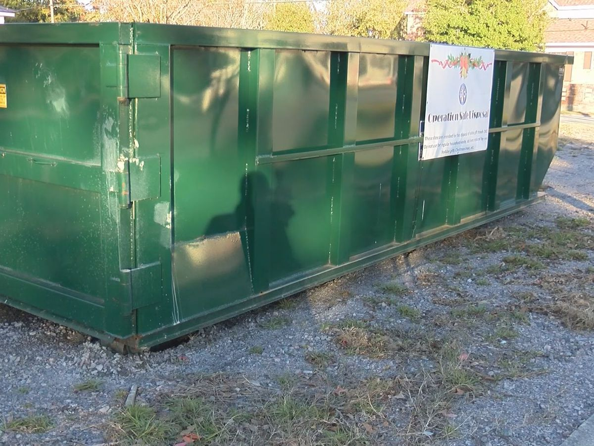 Operation Safe Disposal helping keep crooks out of your trash