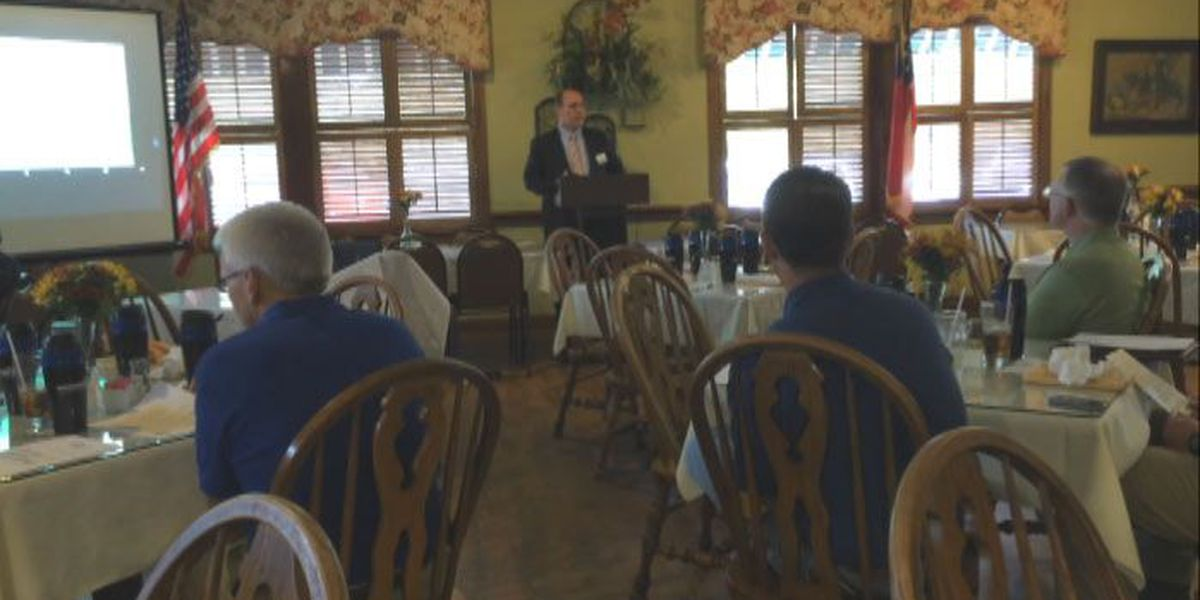 Rayonier holds United Way rally in Jesup