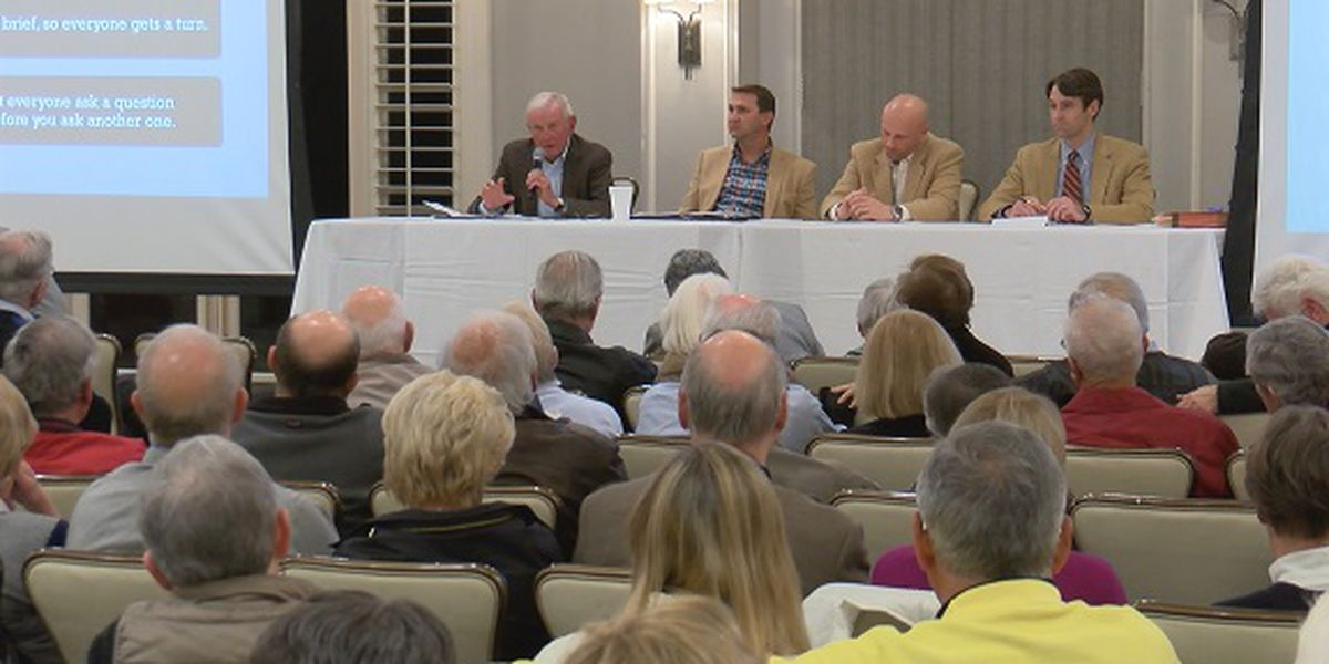 Forum held to discuss Skidaway Island incorporation vote