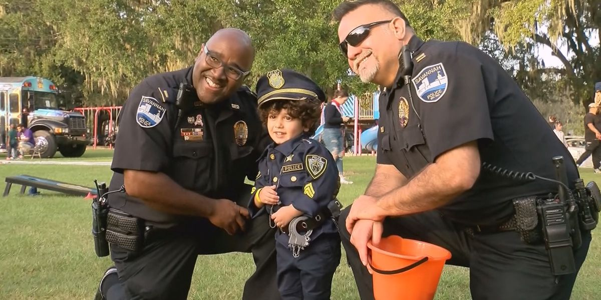 Savannah Police give halloween safety tips