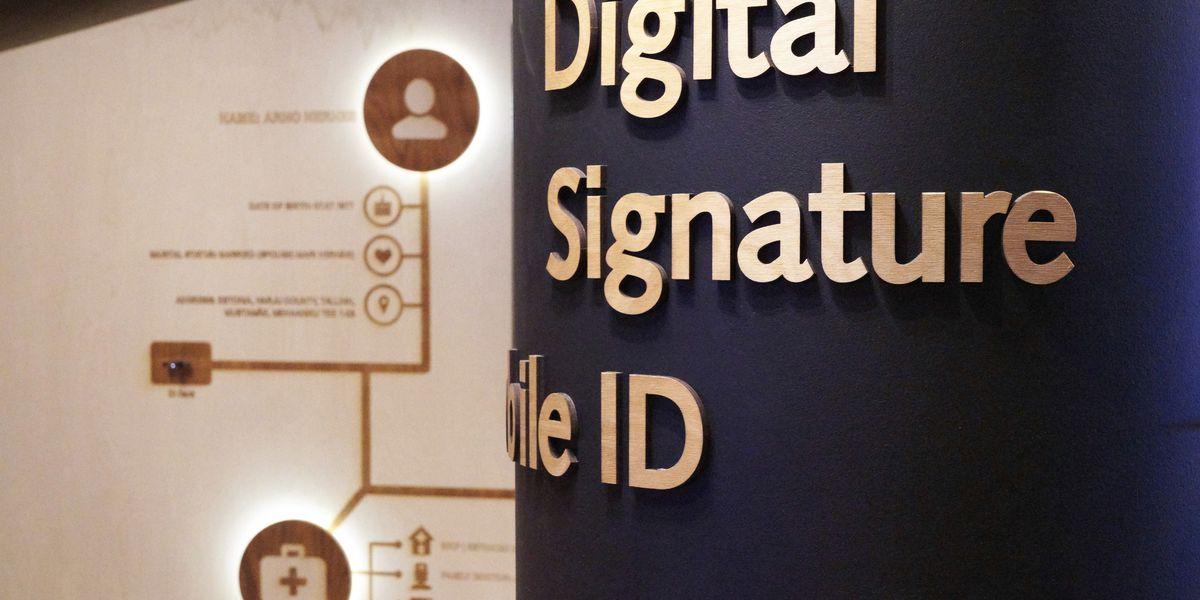 Digitally enhanced: Estonia plots the end of bureaucracy