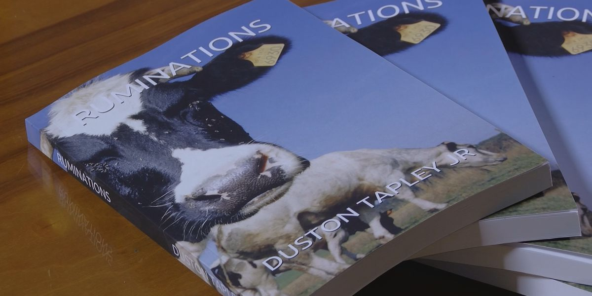 Vidalia lawyer writes book after 40 years of practice
