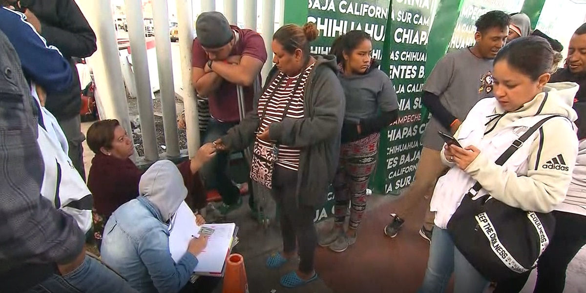 Court halts Trump's policy to make asylum seekers wait in Mexico for hearings