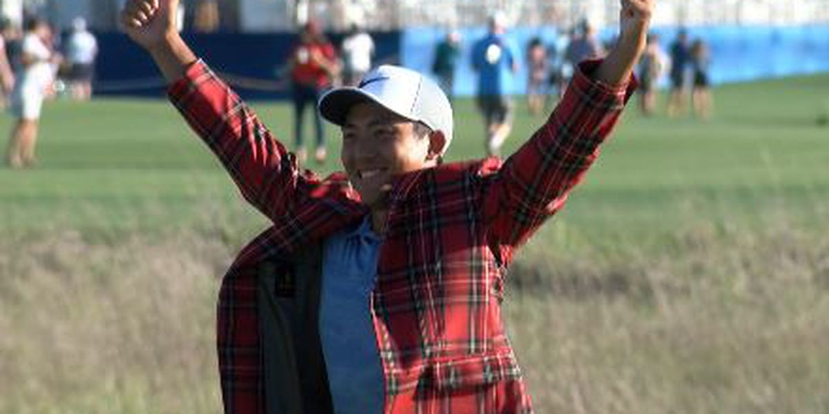 Pan wins RBC Heritage, claims 1st PGA Tour win