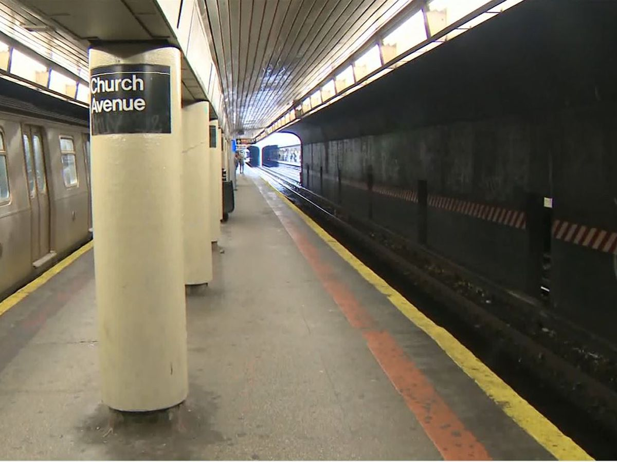 Mom suffers collapsed lung in apparently racially motivated subway attack
