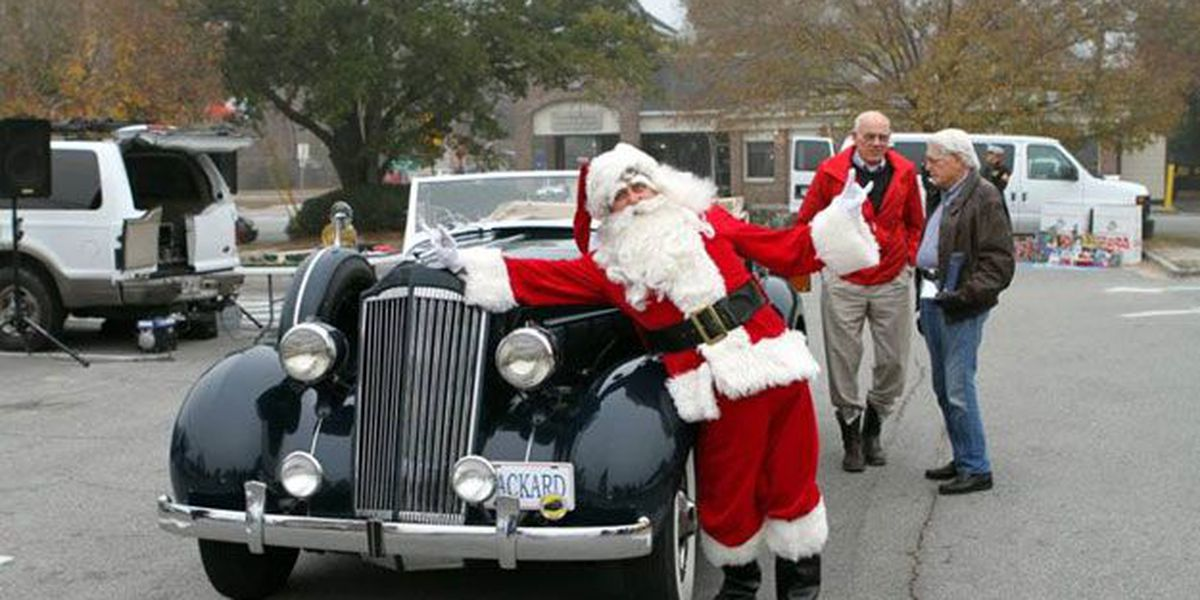 """Bring a toy to """"Cars and Coffee"""" for the U.S. Marine Corps Toys for Tots"""
