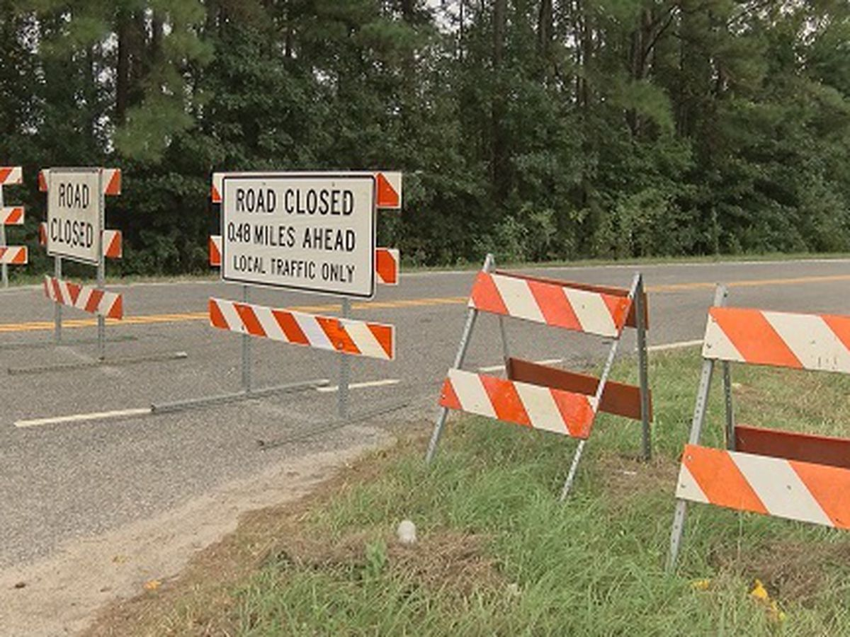 SC 315 closure hurting businesses in Levy