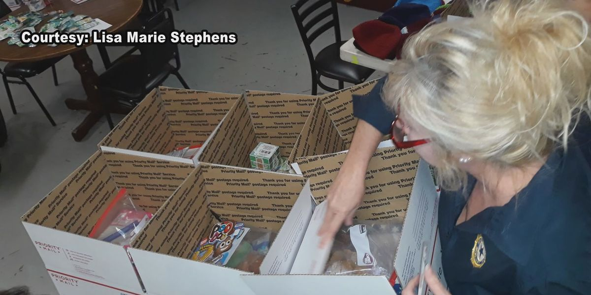 """Georgia Love"" group creates care packages for Fort Stewart soldiers"