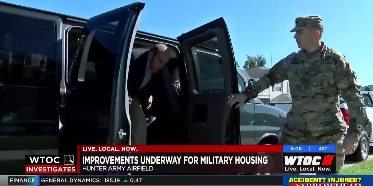 Military leaders pushing for participation in new, on-post housing survey for Fort Stewart and HAAF