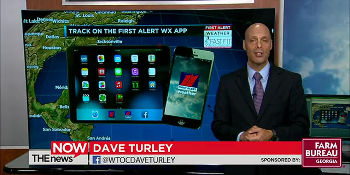Fall-like temps are here for the weekend. Dave Turley's got your First Alert Forecast.