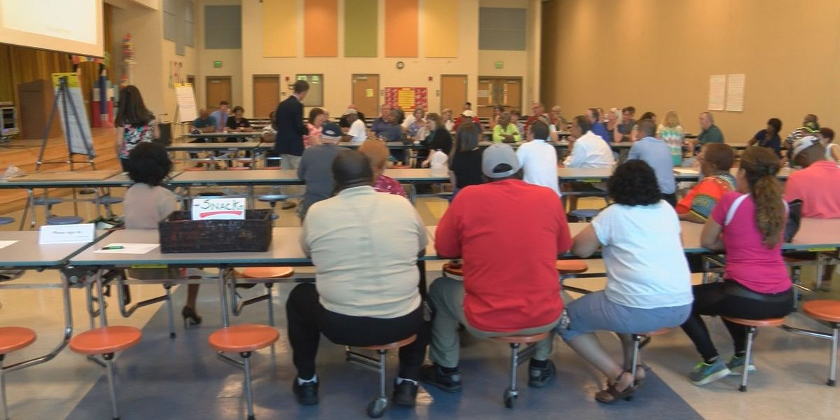 Savannah Forward meeting held for section of District 1 residents