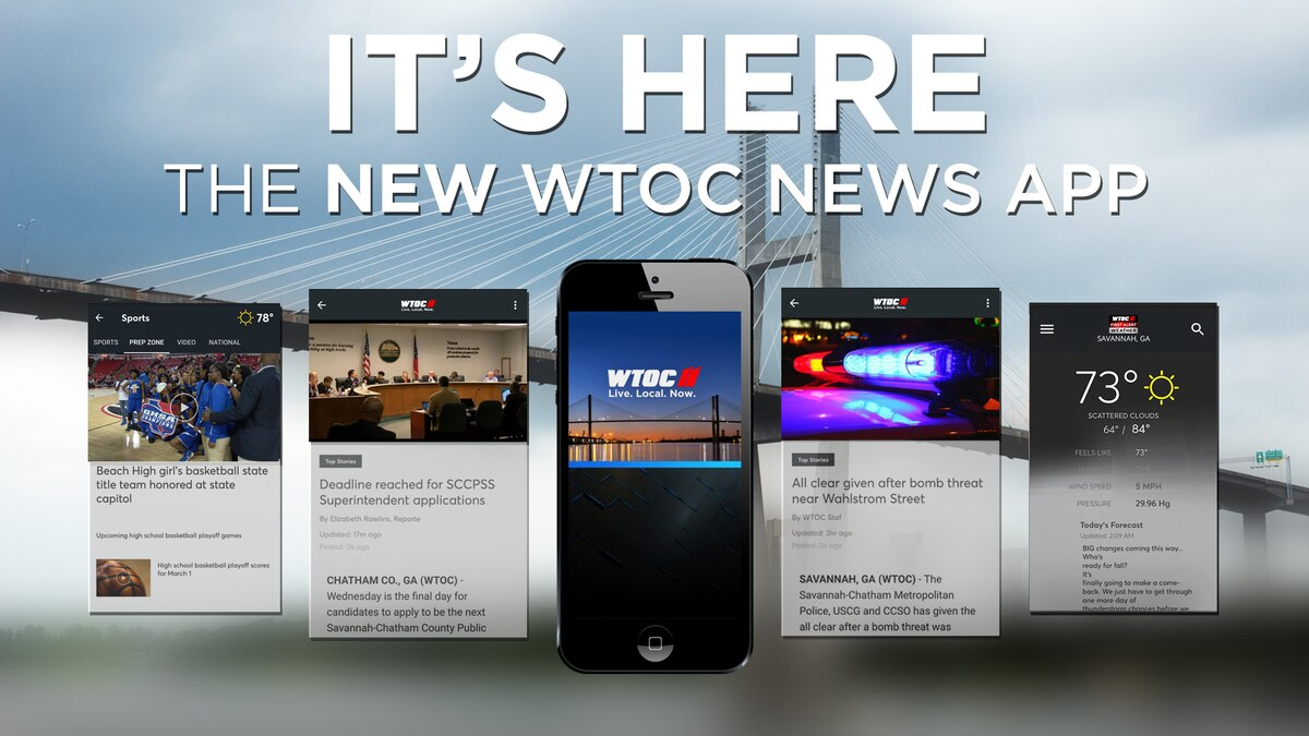 Home - WTOC-TV: Savannah, Beaufort, SC, News, Weather & Sports