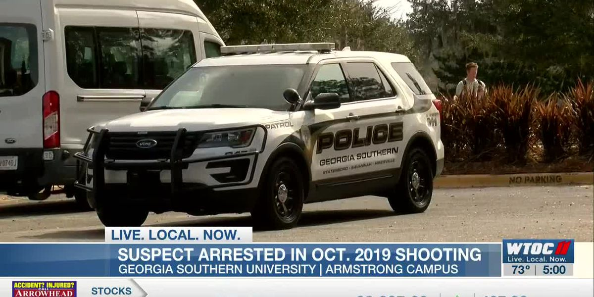 GSU police reflect on arrest from Oct. 2019 shooting