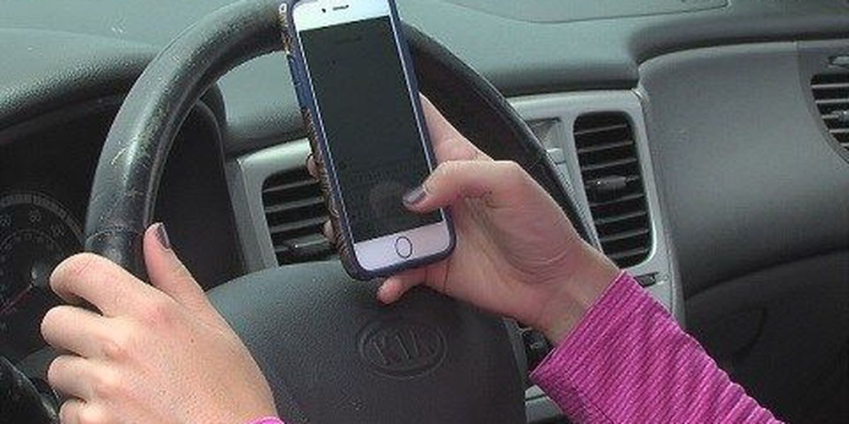 Police issue citations to drivers videoing car wreck