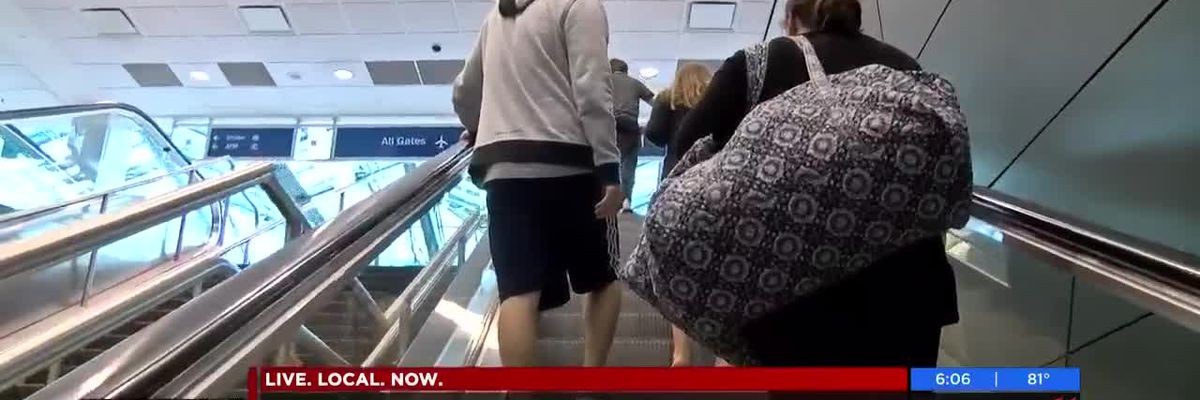 WTOC Investigates: Airport arrival times