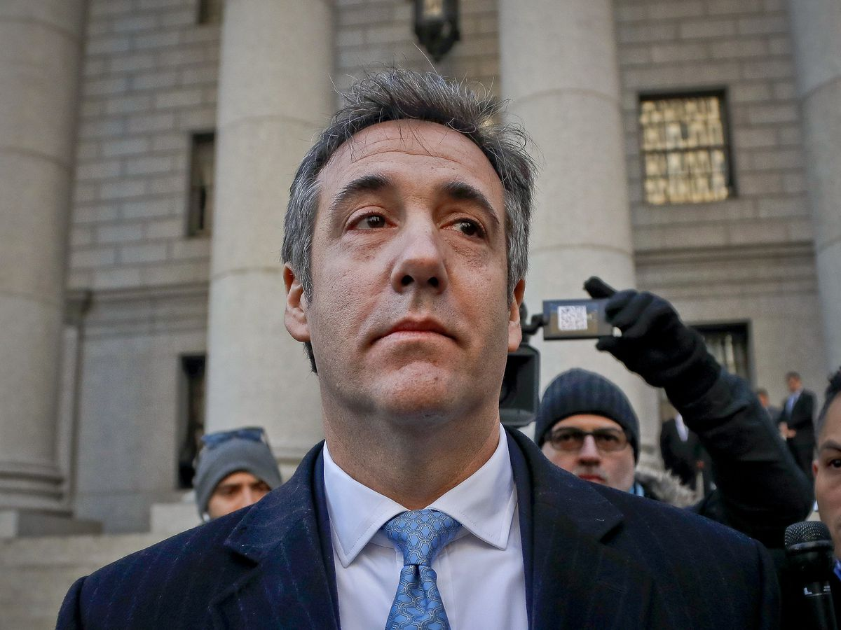 Ex-Trump lawyer Michael Cohen gets 3 years in prison