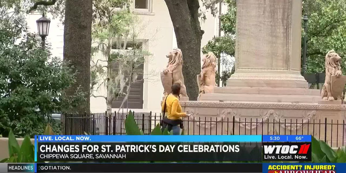 Changes for St. Patrick's Day celebrations
