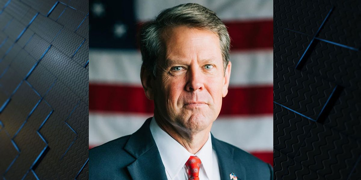 Brian Kemp sworn in as 83rd Governor of Georgia