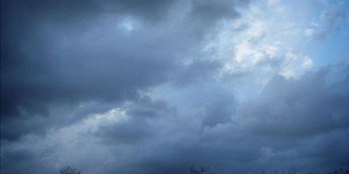 Numerous showers, storms expected Saturday