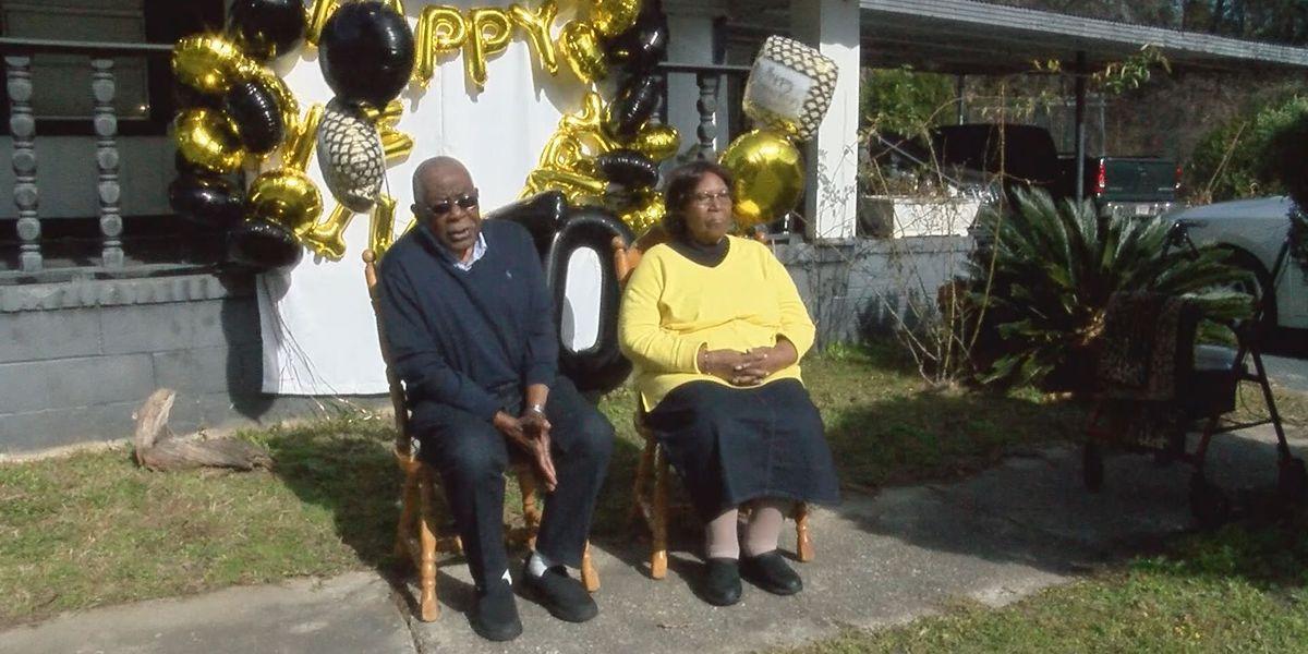 Good News: Pembroke couple celebrates 70th wedding anniversary