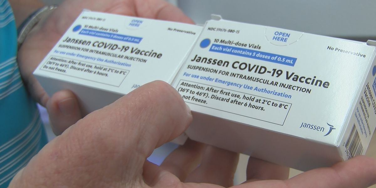 Clinics make changes after pause of Johnson & Johnson vaccine