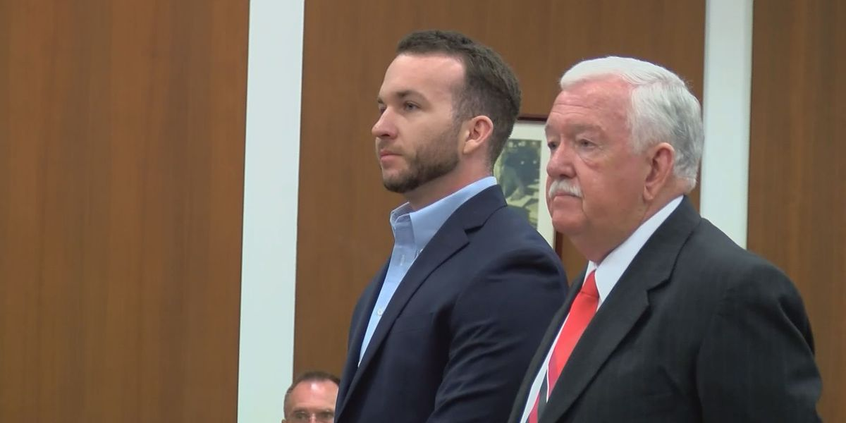Former Vidalia police officer pleads not guilty to rape accusations