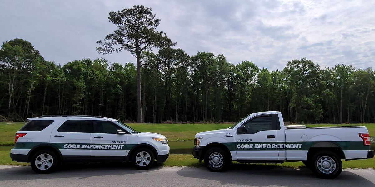 Pooler adds first ever full-time Code Enforcement Officers