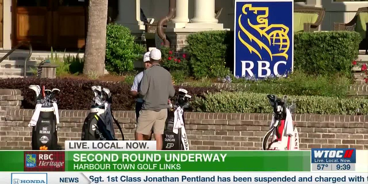 Tim LIVE from RBC Heritage as second round gets underway, part 2