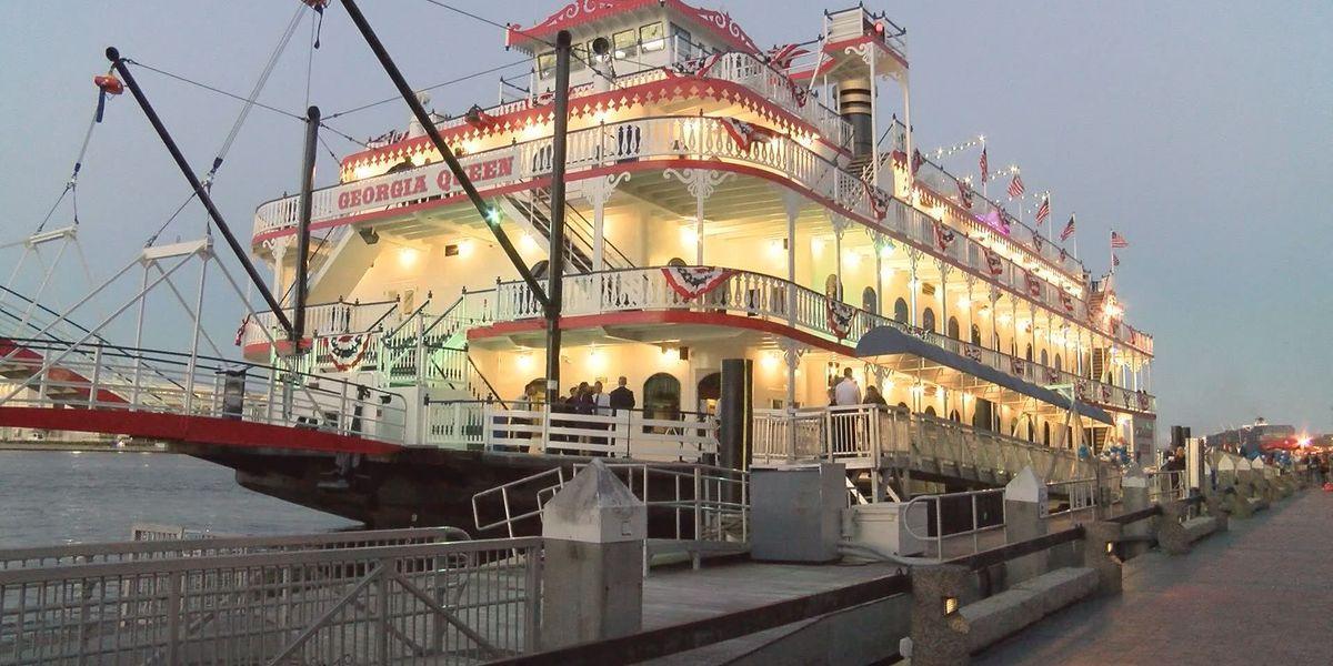 Miss Teen Georgia christens new riverboat during 25th anniversary reception
