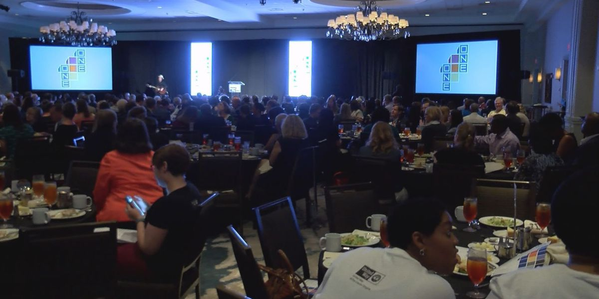 The United Way of the Coastal Empire holds annual awards luncheon