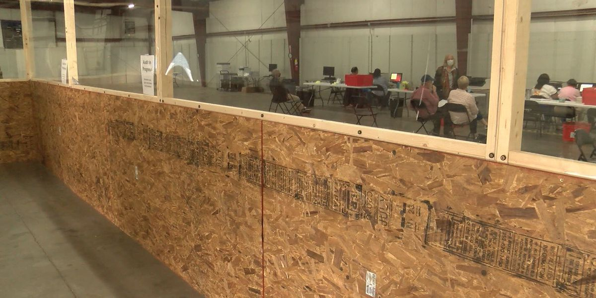 Chatham Co. election workers will return Monday to continue recount