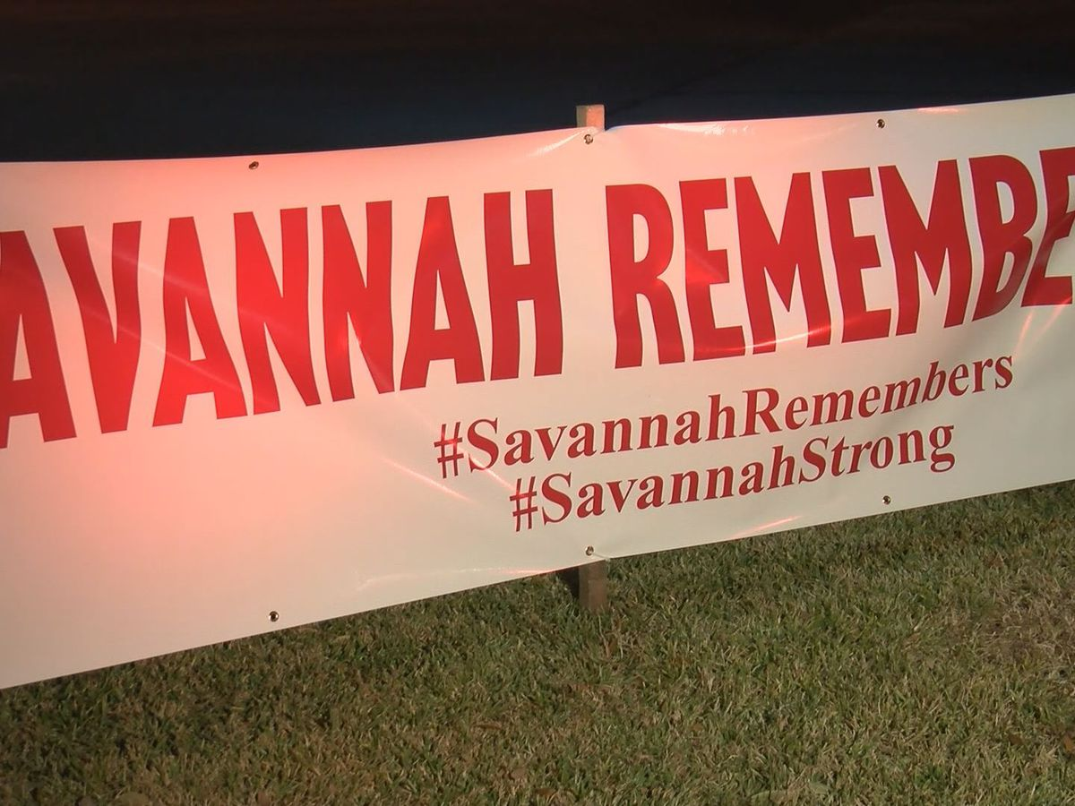 Vigil held for COVID-19 victims in Chatham Co.