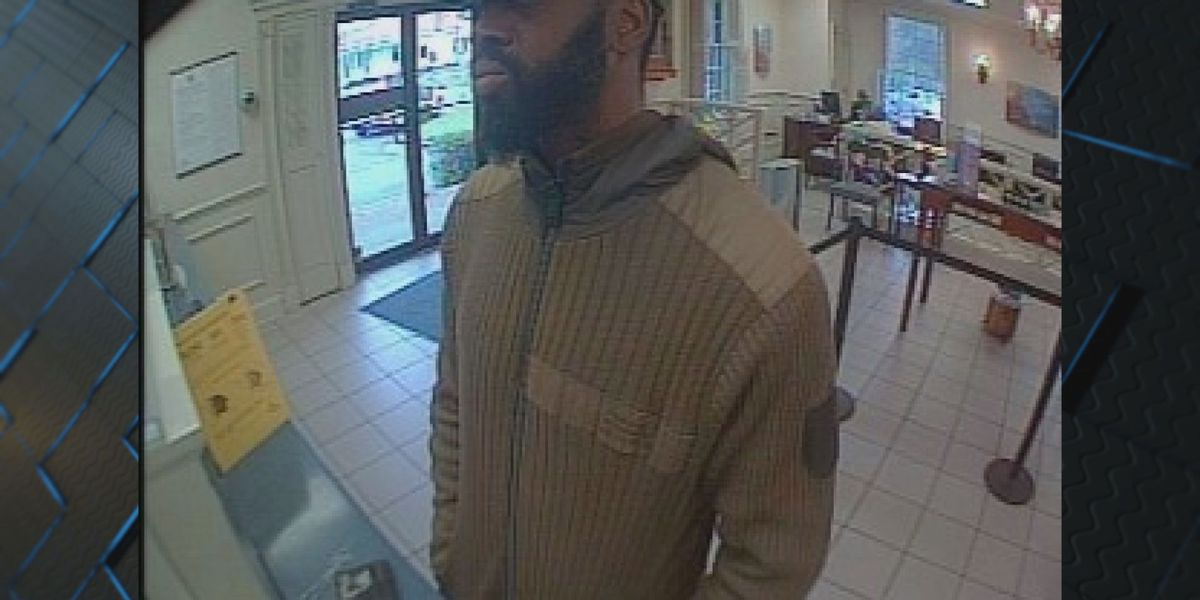 Photo released of Abercorn Street bank robbery suspect