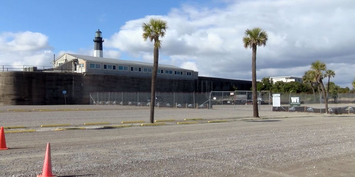 Groundbreaking held for new Tybee Island Marine Science Center