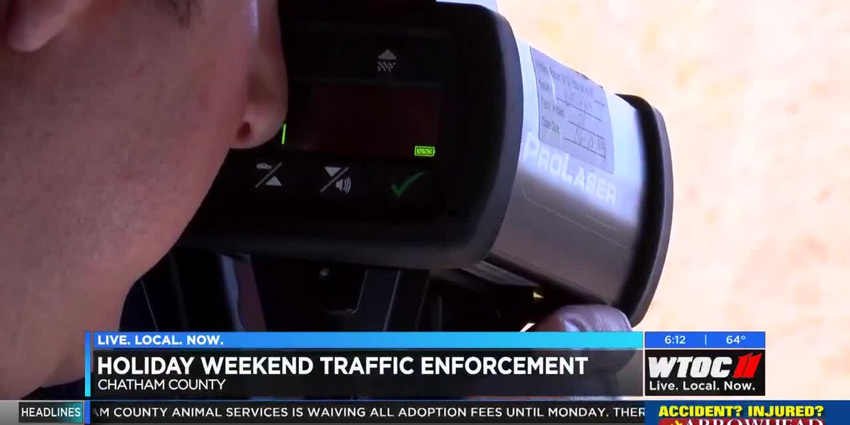 Georgia State Patrol to watch travelers closely this New Year's Eve