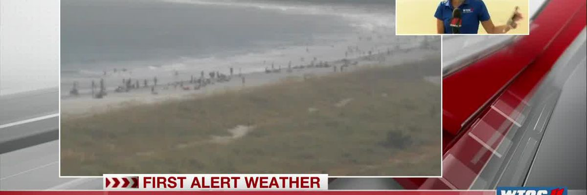 Hilton Head Island expects little impact from Tropical Storm Isaias but still prepared