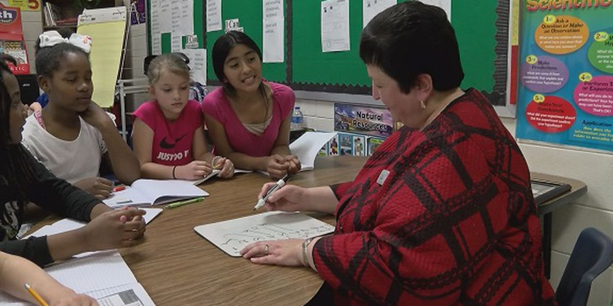 Top Teacher: Teresa Hatcher, Twin City Elementary