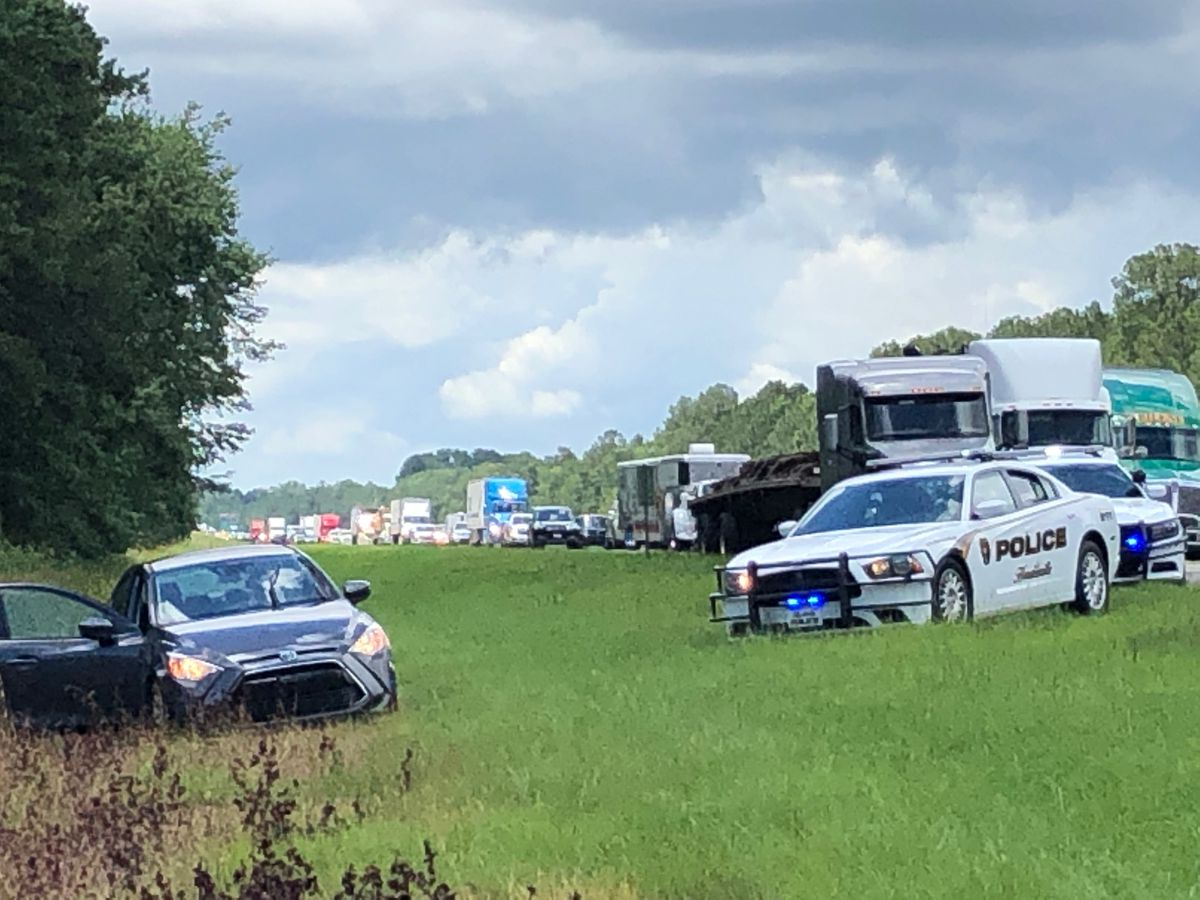 Police say search for suspect near I-95 in Jasper County is over, two juveniles in custody