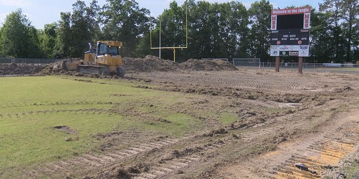 Metter High School makes investment in football field